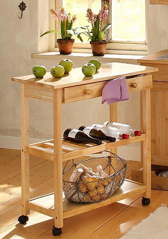 Virtuvinis staliukas ant ratukų »Dalum...