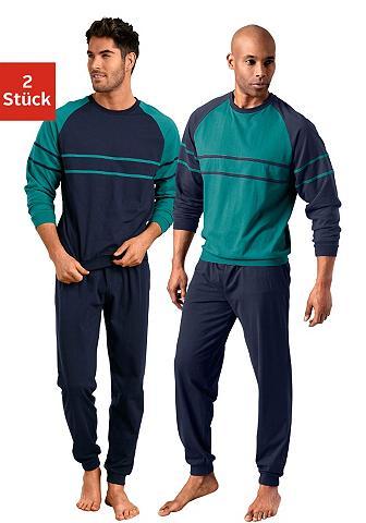 le jogger ® pižama (2 vienetai) in langer Form s...