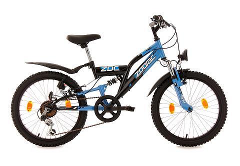 Fully kalnų dviratis jaunuoliams 20 Zo...