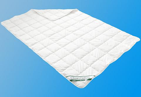 BADENIA Natūralaus pluošto antklodė »Clean Cot...