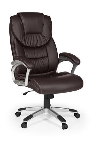 AMSTYLE Sukamoji kėdė »MADRID« su dicker Polst...