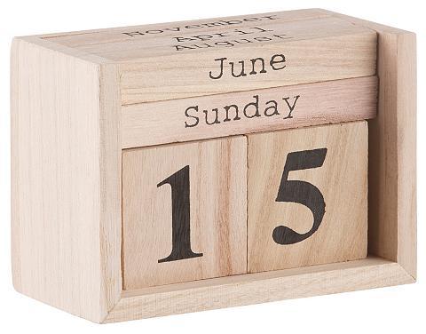 Medinis kalendorius Bloomingville