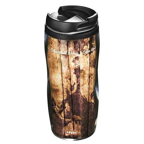 XAVAX Puodelis Coffee to go Stiklinės »350 m...