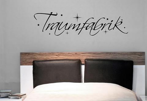 Sienos lipdukai »Traumfabrik«