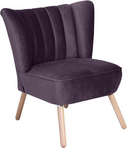 MAX WINZER ® Fotelis im retro stilius »Aspen«