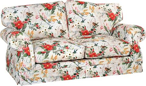 ® 2,5-vietė sofa sofa »Mary« im romant...