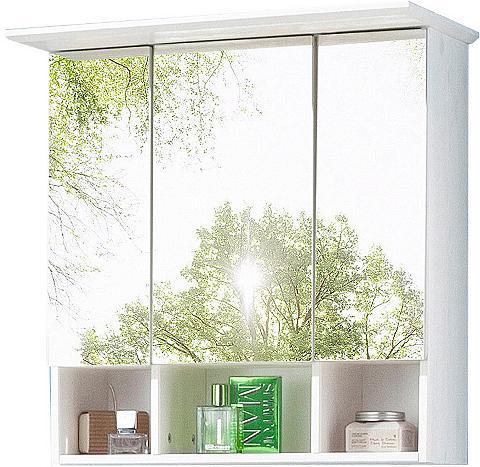Spintelė su veidrodžiu »Vili« 3 durų