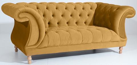 ® Chesterfield Dvivietė sofa sofa »Isa...