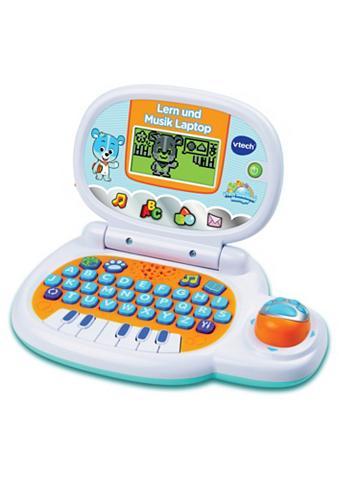Vtech ® Kindercomputer »Lern ir Musik Laptop...