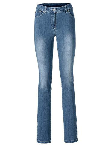 Figūrą formuojantys džinsai 5 kišenės ...