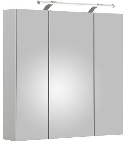Spintelė su veidrodžiu »Dorina« su led...