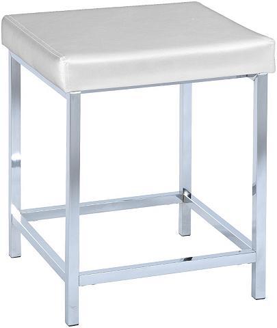 WENKO Kojų kėdutė Deluxe Square White Vonios...