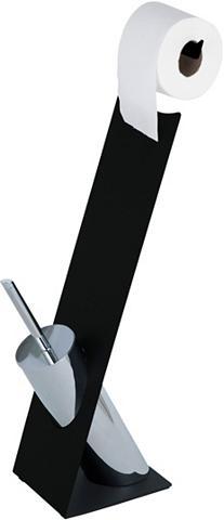 Stand Tualeto šepetys Miramar juoda sp...