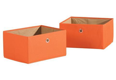 ROBA Dėžutės daiktų saugojimui »Canvas-Boxe...