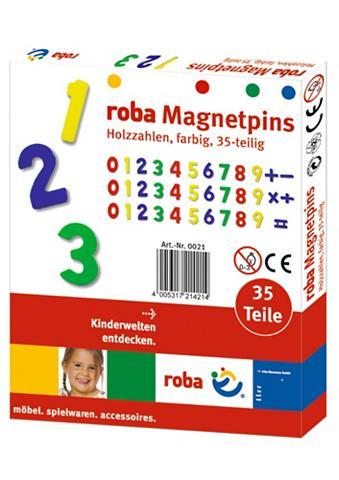 roba ® Magnet »Magnetzahlen« (35-St)