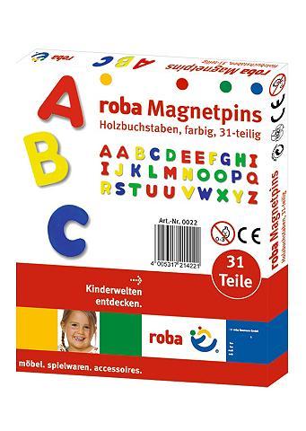 roba ® Magnet »Magnetbuchstaben« (31-St)