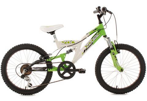 Kalnų dviratis jaunuoliams Fully 20 Zo...