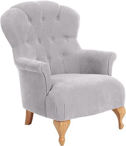MAX WINZER ® Chesterfield fotelis »Clara«