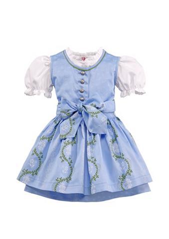 TURI LANDHAUS Vaikiška tautinio stiliaus suknelė (3v...