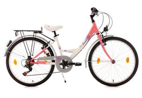 DACAPO Jaunimo dviratis 24 Zoll 6-Gang Shiman...