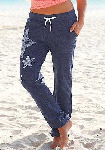 VENICE BEACH Sportinio stiliaus kelnės su žvaigždėt...