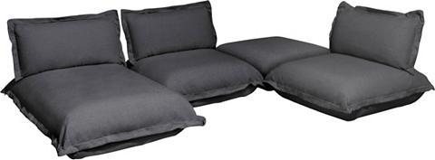 TOM TAILOR Sofa »CUSHION« flexibel montierbar