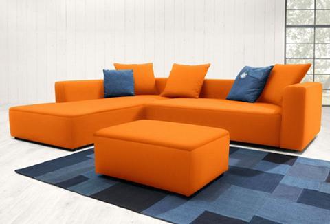 Kampinė sofa XL »HEAVEN CASUAL COLORS«...