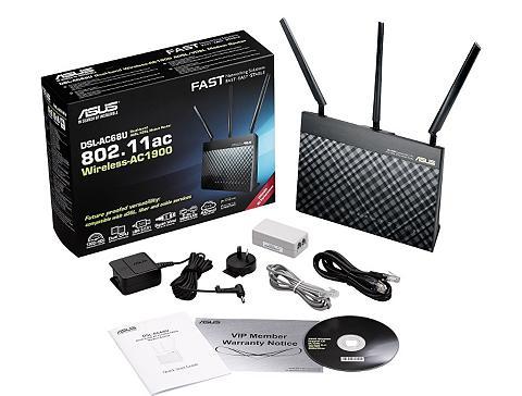 DSL-AC68U AC1900 ADSL/ VDSL WLAN Modem...