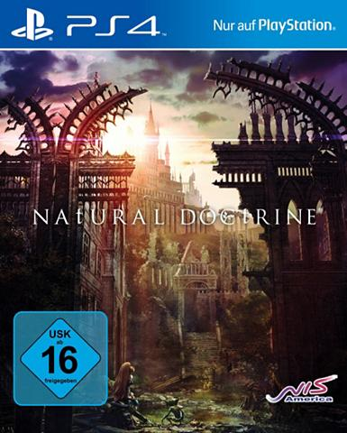 Playstation 4 - Spiel »Natural Doctrin...