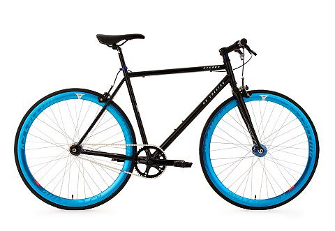 Sportinis dviratis 28 Zoll schwarz-bla...