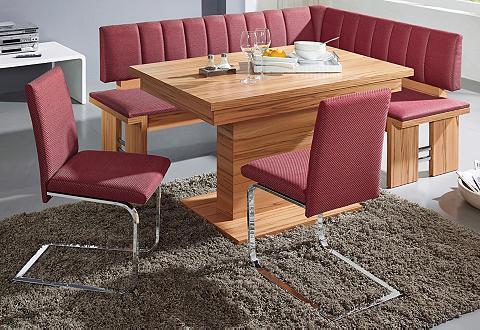 SCHÖSSWENDER Kampinis virtuvės suolas su kėdėmis Sc...