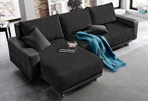 Kampinė sofa patogi XL arba XXL