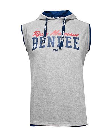 BENLEE ROCKY MARCIANO Marškinėliai su gobtuvu in sportlichem...