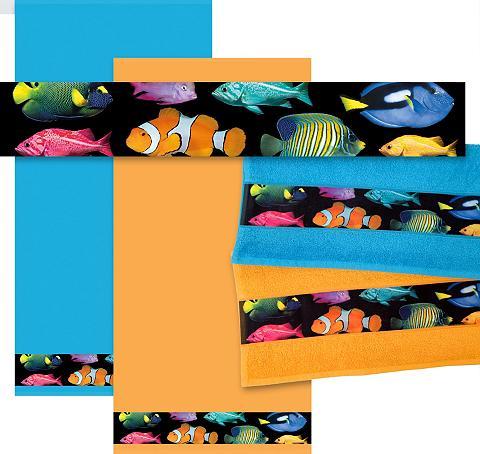 Rankų rankšluostis »Fische« sieninių t...