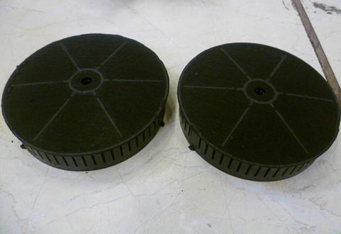 Aktyvuotos anglies filtras F 57 (2 vnt...