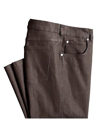 CLASSIC BASICS Džinsai in 5 kišenės