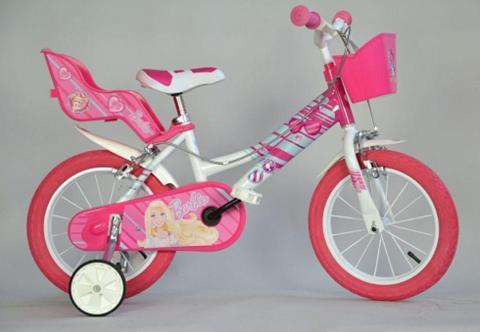 BARBIE Vaikiškas dviratis Dino Fahrräder »« i...