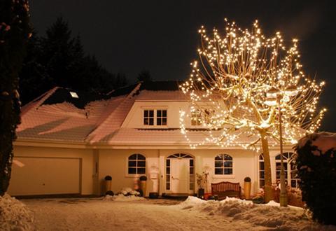 LED Smulkių lempučių girlianda