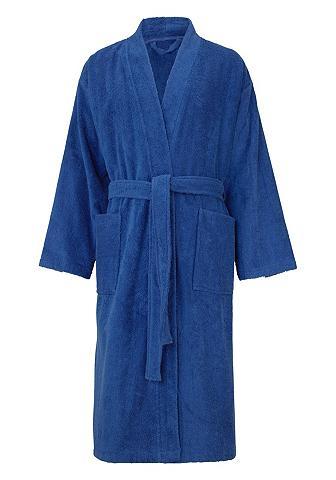MY HOME Vyriškas chalatas »Paul« su Kimono-Kra...