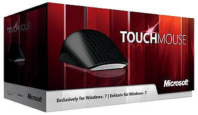 PC - Priedai »Touch Mouse«