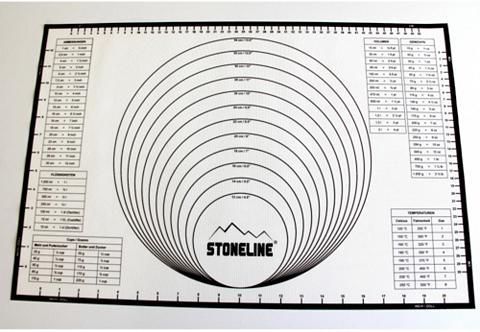 Silikoninis kepimo kilimėlis 2in1 ®