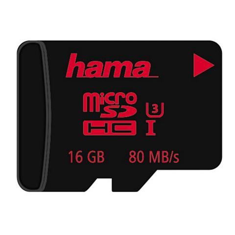 Micro SDHC 16 GB UHS treniruoklis Clas...