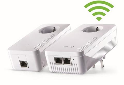 DEVOLO DLAN® 1200+ WiFi ac »Powerline + WLAN«...