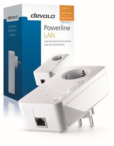 DEVOLO D LAN 1200+ Powerline (9320) »Netzwerk...