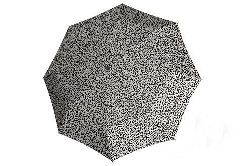 KNIRPS ® Sulankstomas skėtis »X1 - Key Black«...