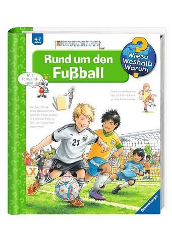 Kinderbuch »Rund aplink den futbolo ka...