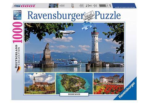 Dėlionė 1000 Teile »Bodensee«