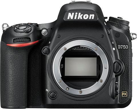 Nikon »D750« Spiegelreflexkamera (243 MP WLA...