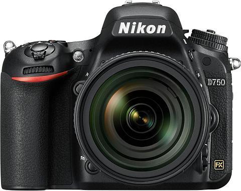 Nikon »D750« Spiegelreflexkamera (AF-S Nikko...