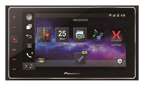 PIONEER 2-DIN App Radio su GPS